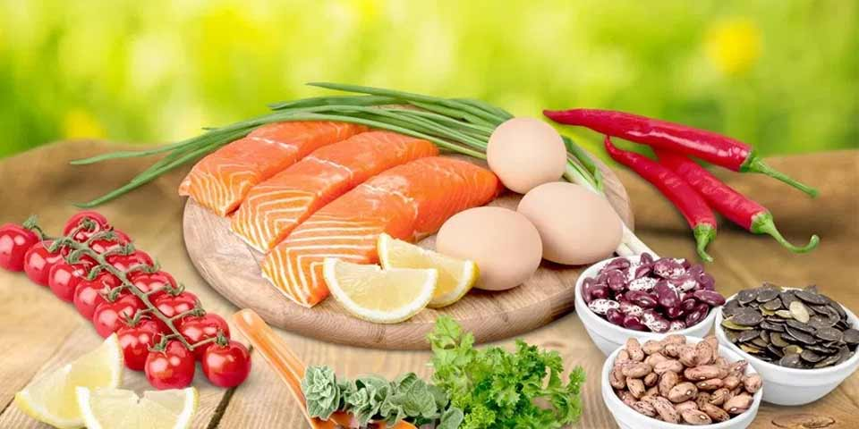 Vitamin B6 foods that are good for dandruff