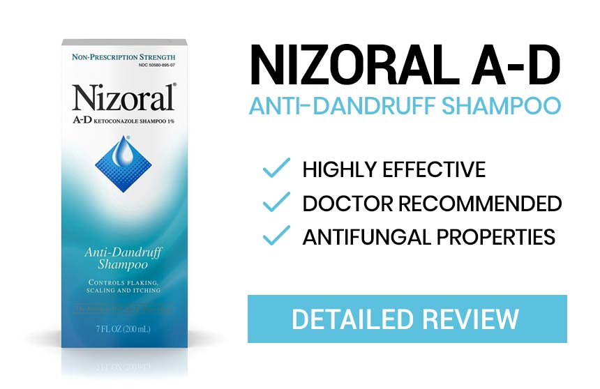 nizoral a-d anti-dandruff shampoo review