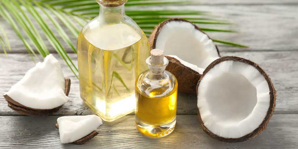 coconut oil that is good for fungal dandruff