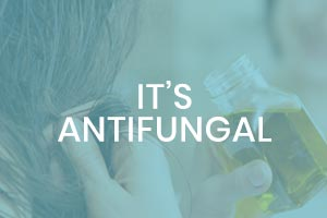 its antifungal