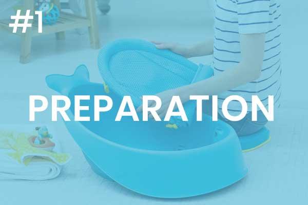Step 1 Preparation